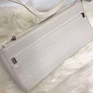 Arcadia White Shoulder Bag